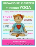 GROWING SELF-ESTEEM through YOGA. Character Education and