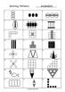 Growing / Extending Pattern Cards  -  Math (Algebra)