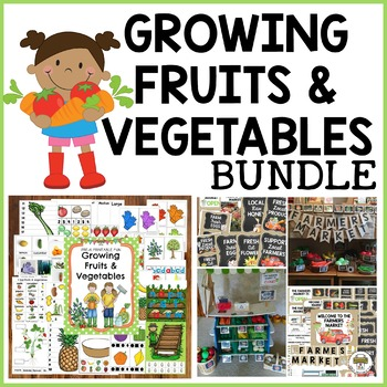 Fruit And Vegetable Art Projects For Preschoolers