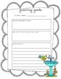 """Growing Goals"" Recording Sheet"