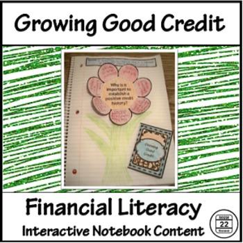 Growing Good Credit