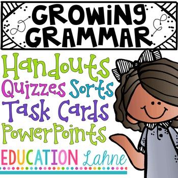 Growing Grammar