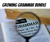 Growing Grammar Bundle (More than 25 Products, includes sp
