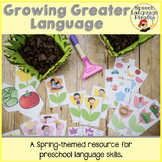 Growing Greater Language: A Spring-Themed Resource for Pre
