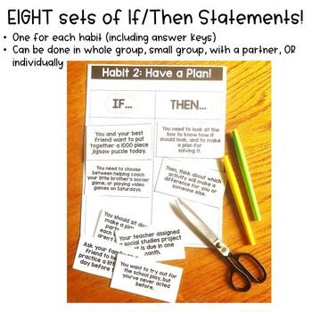 Leadership Habits: 8 Story Sorts for Intermediate Classrooms **SCHOOL LICENSE**