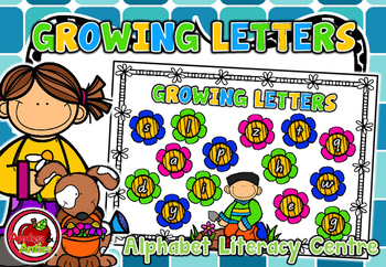 Growing Letters - Alphabet Literacy Centre