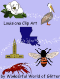 Louisiana Clip Art
