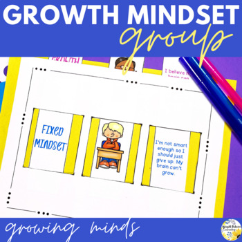 Growing Minds - 5 Session Growth Mindset Group