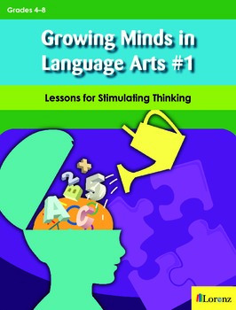 Growing Minds in Language Arts #1