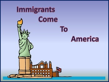 Growing Nation - Immigration