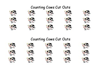 Growing Number Patterns with Farm Animals