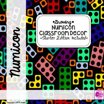 Growing Numicon Classroom Decor Starter Edition