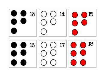 Growing Pattern Calendar Math
