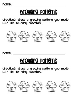 Growing Patterns Pack
