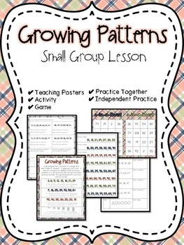 Growing Patterns Small Group Lesson