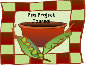 Growing Peas Science Lab- Fun for any grade!