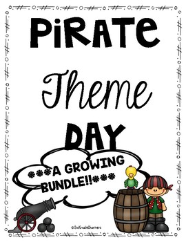 Growing Pirate Day Bundle