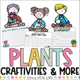 Growing Plants Craftivities and Observation Booklets