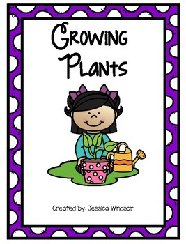 Growing Plants - Reader