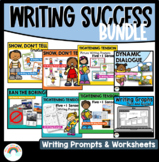 Growing Resource Bundle to Support teaching The Seven Steps to Writing Success