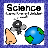 Growing Science Bundle of Adapted Books and Worksheets