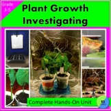 Plant Growth Using A Light Hut: 3rd, 4th, And 5th Grade Experiments