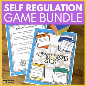 Growing Emotional Regulation Game Bundle