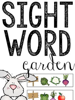 Growing Sight Words