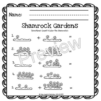 (Dollar Deal) Growing St. Patrick's Day Fun Pack