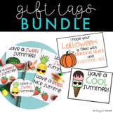 Growing Student Gift Tag Bundle