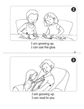 Growing Up (Level B)