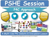 Growing Up & Puberty - Multi-Use Lesson [PSHE / Health Education]