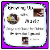 Growing Up With Music Songbook