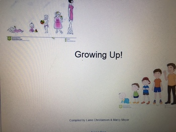 Growing Up - a Teacher Made Curriculum