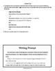 Stimulus Texts Prompt Grades 3 - 6