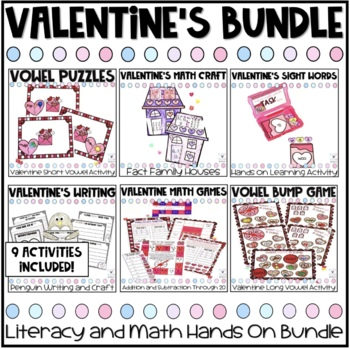 Growing Valentine's Day Bundle