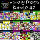 Growing Variety Bundle #2 ($50.00 Value) {Creative Clips Clipart}