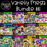 Variety Bundle #1 ($50.00 Value) {Creative Clips Clipart}