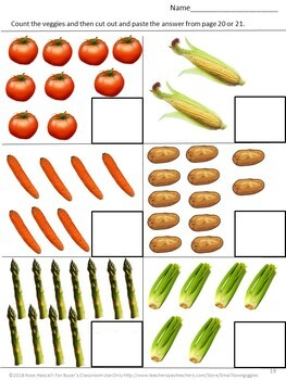 Book Study: Growing Vegetable Soup