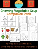 Growing Vegetable Soup Companion Pack