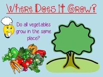 Growing Vegetables PDF