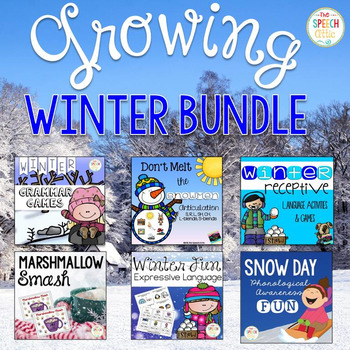 Growing Winter Bundle