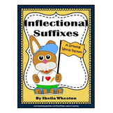 Inflectional Suffixes-s/es,'s,ing,ed,er/est: A Growing Words Packet