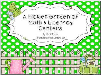 Growing a Garden of Math and Literacy Centers