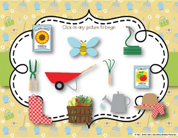 Growing a Garden of Melodies! Interactive Melodic Practice Game - Do-Re-Mi
