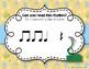 Growing a Garden of Rhythms! Interactive Rhythm Practice Game - Ta Rest
