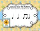 Growing a Garden of Rhythms! Interactive Rhythm Practice Game - Ta and Ti-ti