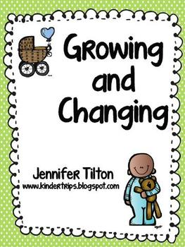 Growing and Changing Literacy Unit by kindertrips | TpT