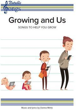 Growing and Us - All About Me theme