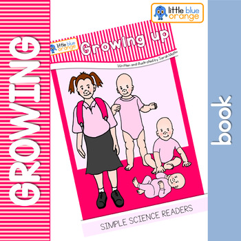 Growing and changing  book